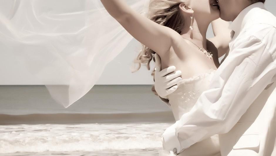 Sanjska poroka na sanjskem otoku (foto: Shutterstock)