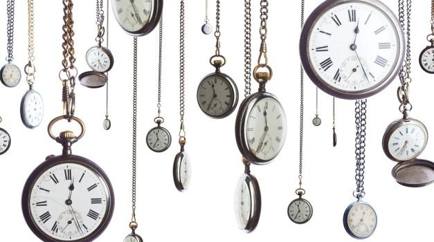 Skrivnost časa: Je čas tisto, kar merijo ure? (foto: shutterstock)