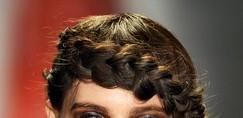 Trend spomladanskih frizur: kitke in zvitke!