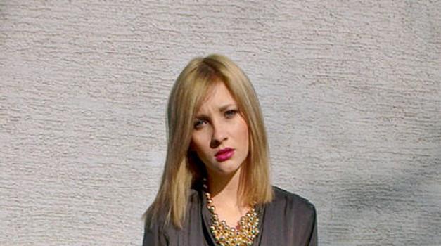 Slovenska modna blogerka: Anela Sabanagič (foto: Osebni arhiv)