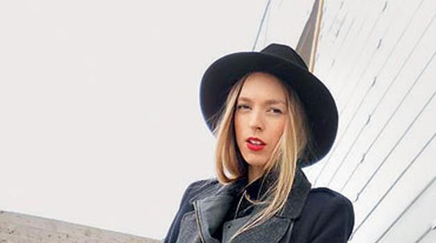 Slovenska modna blogerka: Manca Vodopivec (foto: Osebni arhiv)