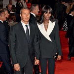Naomi Campbell in Vladislav Doronin (foto: Profimedia, Shutterstock, Getty Images)