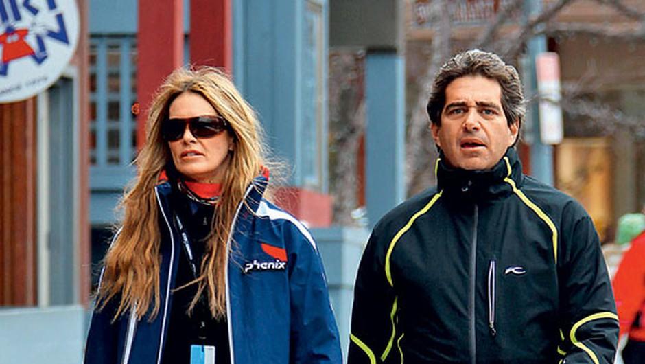 Elle Macpherson in Jeffrey Soffer (foto: Profimedia, Shutterstock, Getty Images)