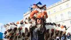Karneval v Trstu napovedal Europeo 2014 in prinesel pomlad!