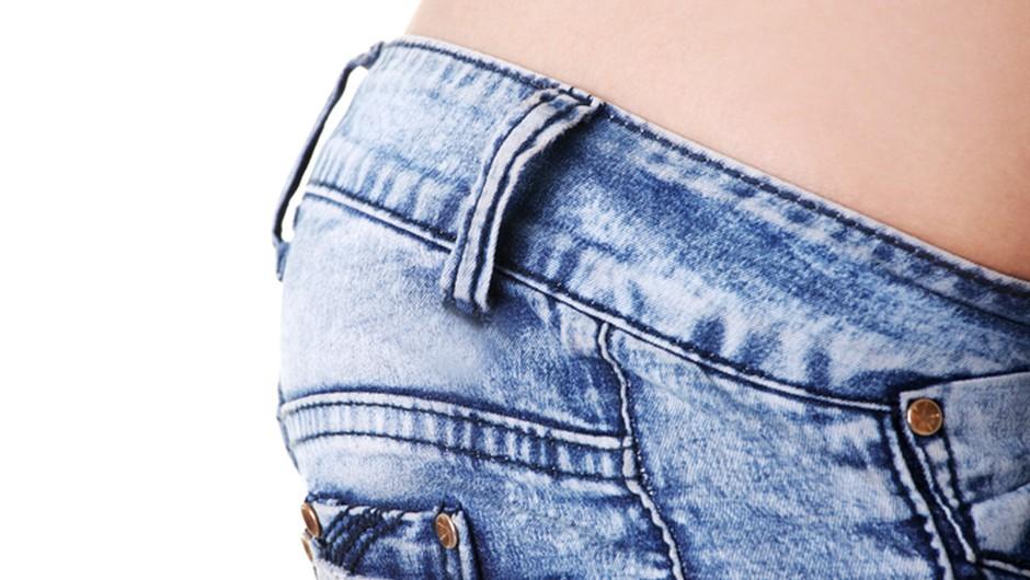 'Recycle džins' - skreiraj lastni top modni kos!  (foto: shutterstock)