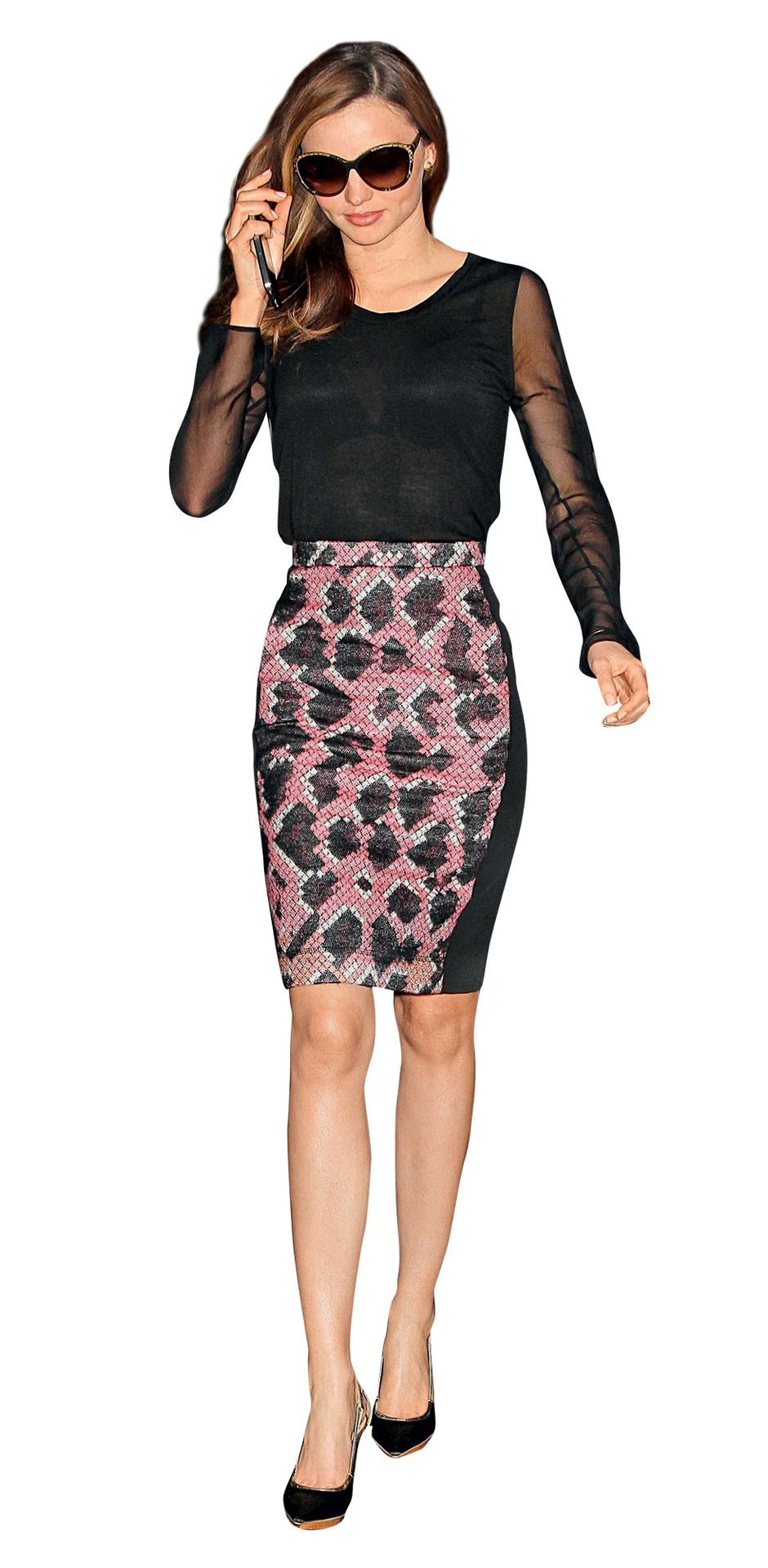 Miranda Kerr (foto: Alex Štokelj, Profimedia, promocijsko gradivo)