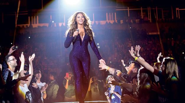 Beyoncé Knowles navdušila naše bivše brate (foto: Shutterstock)