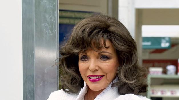 Joan Collins (foto: Shutterstock)