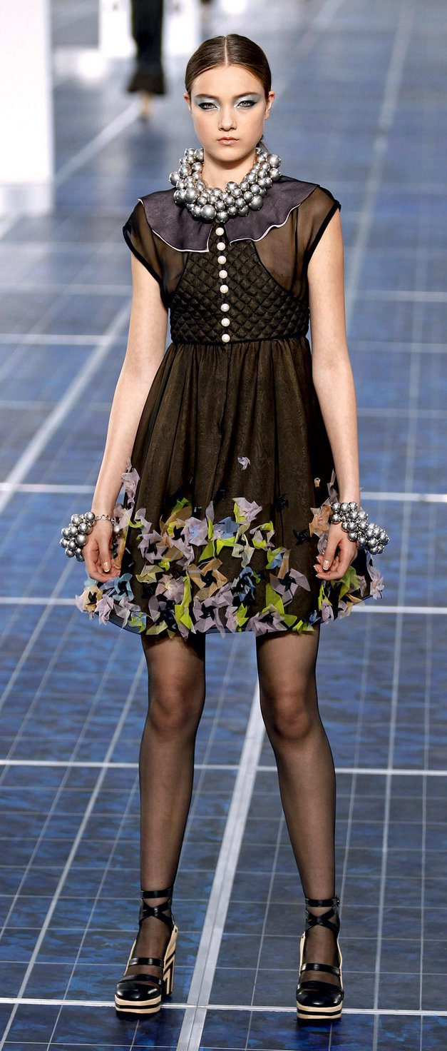 Upaj si! Uporabi drzne prosojne modne kose (foto: Jernej Prelac, tadej windschnurer, all about fashion)
