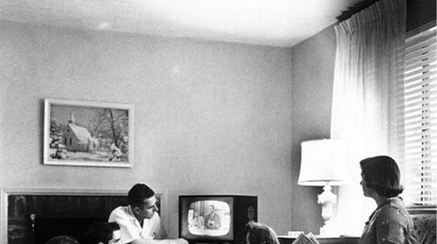 Bog ne daj, da bi crknu televizor (foto: foter.com)