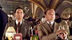 Leonardo DiCaprio v vlogi slavnega Velikega Gatsbyja