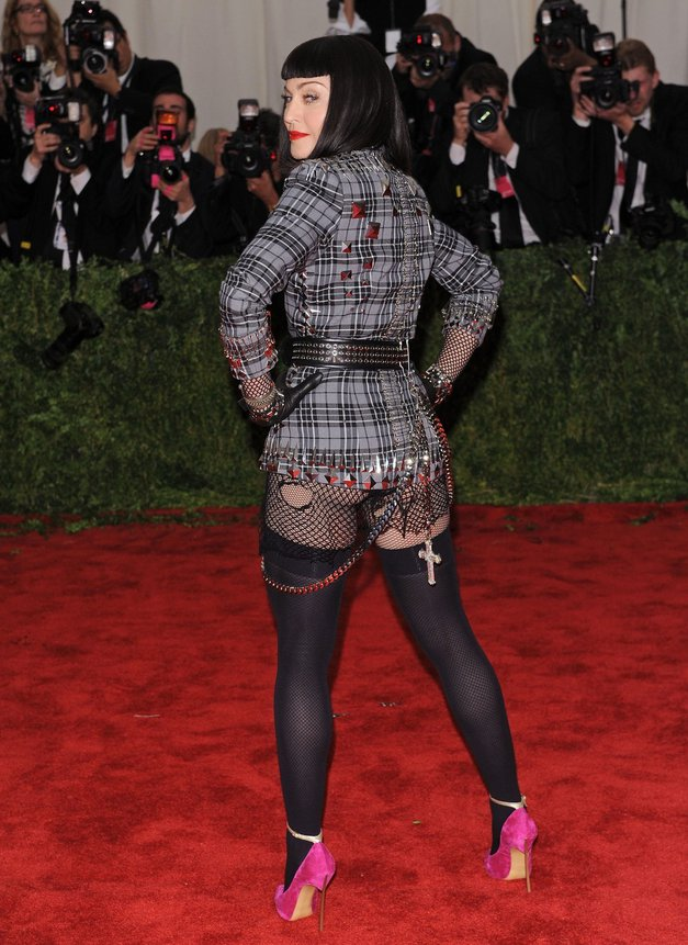 Madonna, Givenchy (foto: Profimedia)