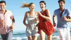 Privošči si poletni vikend na morju v družbi prijateljic!