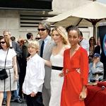 Leta 1993 je posvojila deklico Claudio Rose, avgusta 1994 pa je povila Johna Henryja, čigar oče je njen sedanji soprog David E. Kelley. (foto: Getty Images, Profimedia, Shutterstock, Blitz Film, Warner Bros)