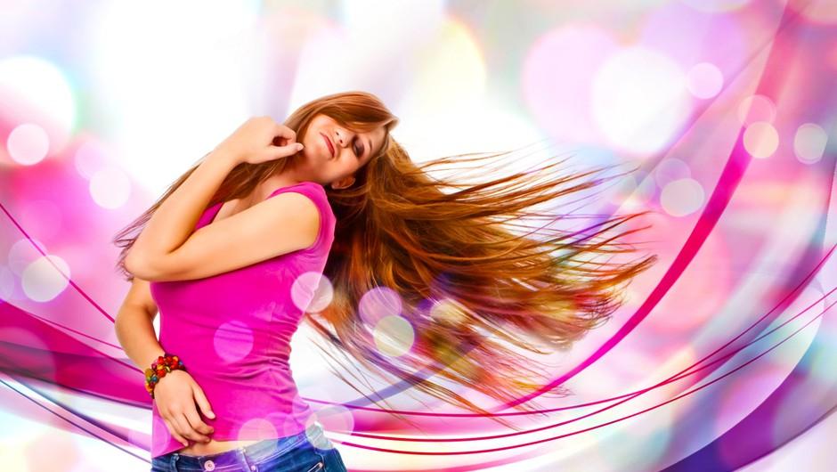 Za hiter dvig energije … ples, ples, ples (foto: shutterstock)