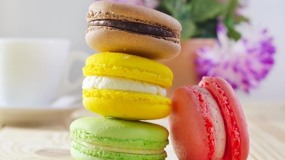 Francoski macarons - niso makaroni, temveč makroni :) (foto: shutterstock)