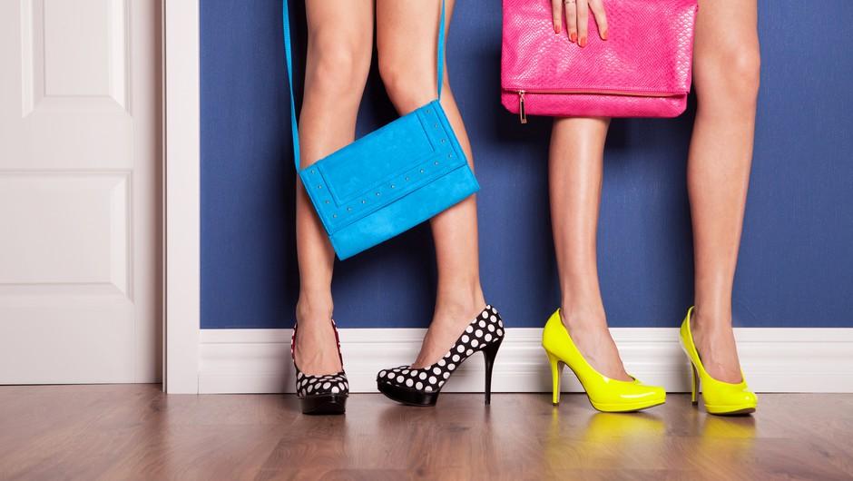 Pogosto nošenje visokih petk je (žal) zelo škodljivo (foto: shutterstock)