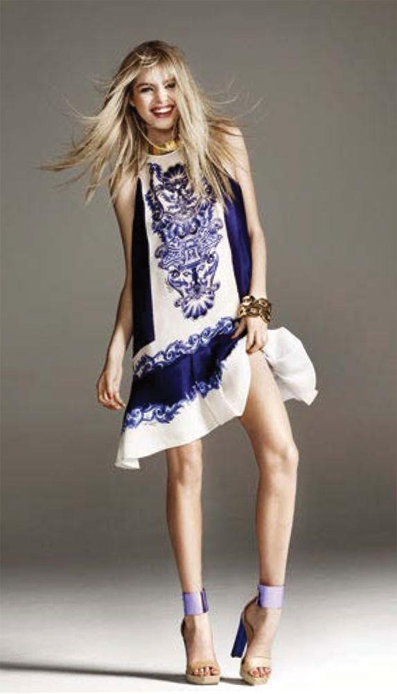 Poletna moda z lahkotnimi materijali (foto: Matthias Vriens Mcgrath, primož predalič)
