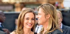 Brad Pitt in Angelina Jolie: Znane podrobnosti njune skrivne zveze