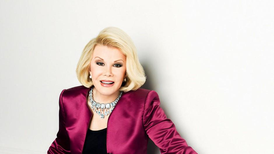 Danes 80. letna Joan se počuti odlično. (foto: Profimedia, E!)