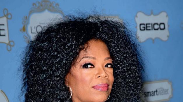 Oprah je prvo mesto  pripadlo zaradi njenega  položaja v Hollywoodu in  stalne prisotnosti v medijih.   (foto: Shutterstock)