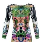 Obleka, Topshop (68 €)  (foto: Eric Ray Davidson, Primož Predalič, PROMOCIJSKo gradivo)
