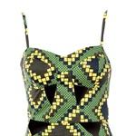 Obleka, Topshop (99 €)  (foto: Eric Ray Davidson, Primož Predalič, PROMOCIJSKo gradivo)