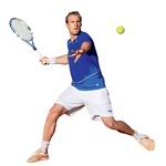 Tenisač Gregor Žemlja (foto: Arhiv AML)