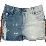 Kratke hlače, Bershka (29,99 €) (foto: Primož predalič, promocijsko gradivo)