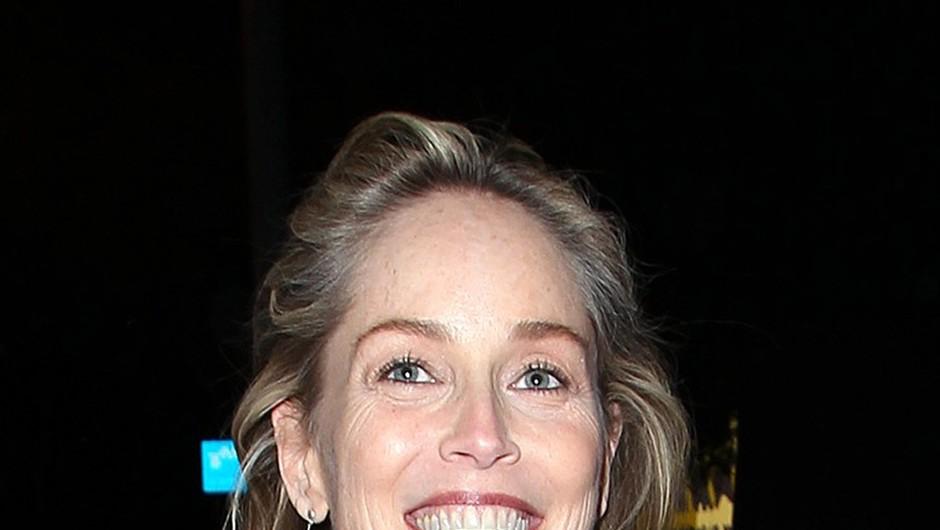Sharon Stone: Face lift? Ne, hvala! (foto: Profimedia)