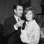 Z angleškim igralcem Richardom Johnsonom je bila poročena od 15. marca 1965 do 23. aprila 1966, po ločitvi pa sta ostala v prijateljskih odnosih.  (foto: Profimedia)