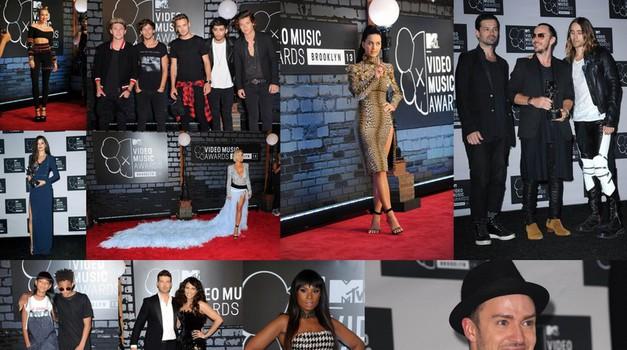 VMA: Justin Timberlake zmagovalec večera (foto: Profimedia)