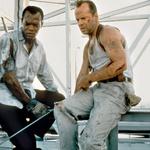 Z Bruceem Willisom je med drugim igral v psihološkem trilerju Nezlomljivi. (foto: profimedia)