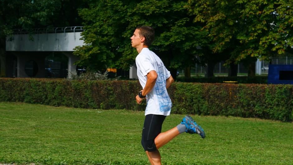 Bodi fit II. – o teku brez napak z Mihom Jurečičem iz Pulzšporta (foto: Aleš Pavletič)