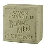 Francoska  klasika Od zdaj ga boš namilila še z večjim veseljem. Trdo milo, L'occitane Bonne Mère Citronka (3,60 €) (foto: promocijski materijal)