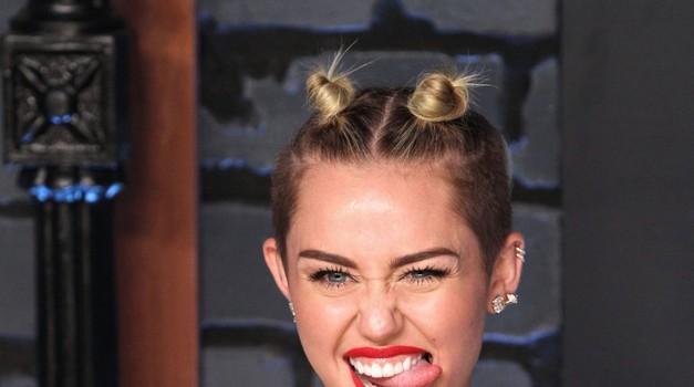 Mlada, uspešna in malce nora - Miley Cyrus (foto: profimedia)