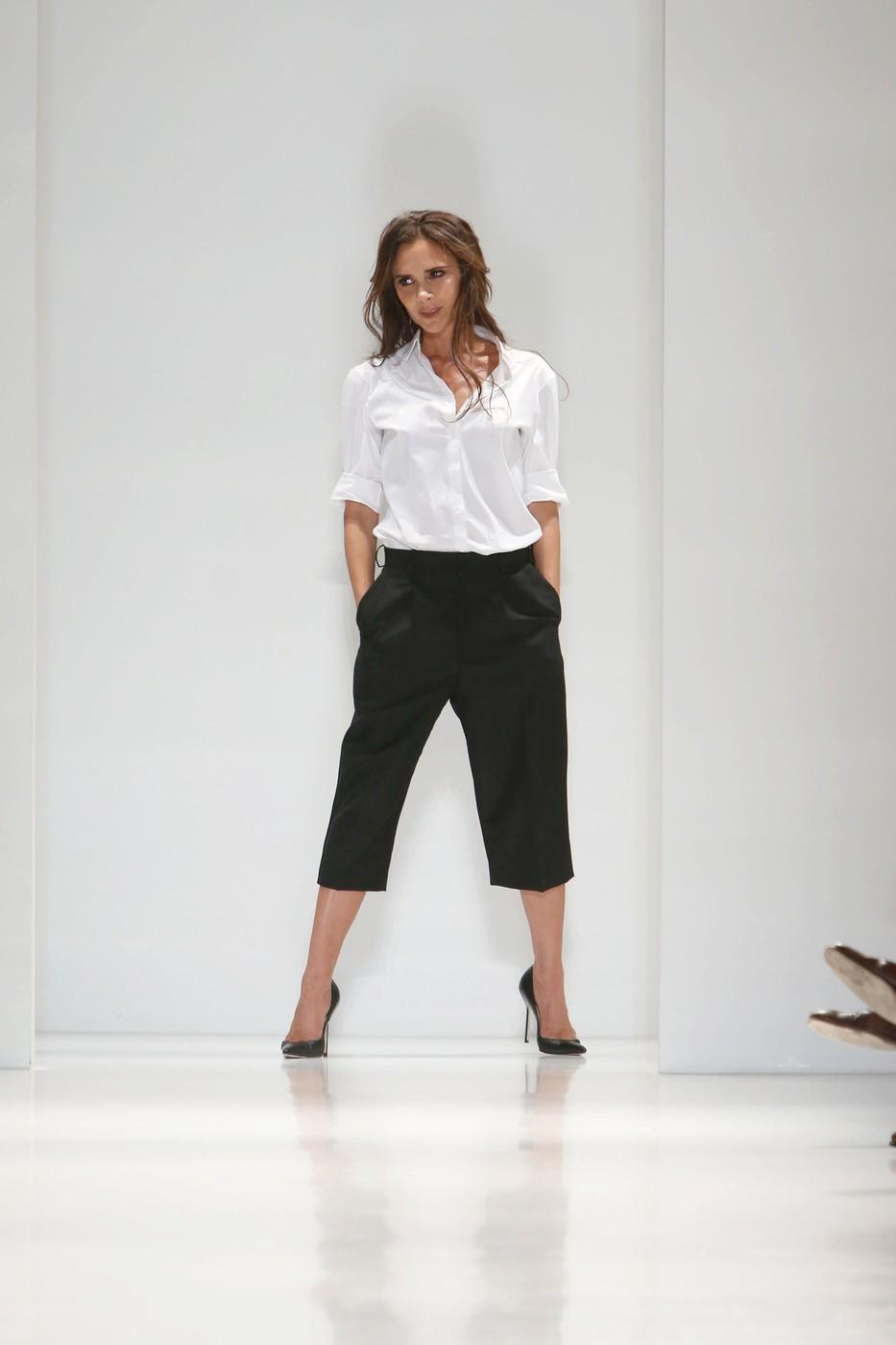 Victoria Beckham predstavila novo kolekcijo (foto: profimedia)