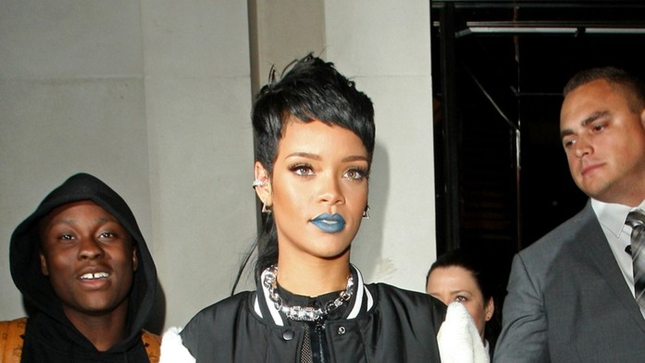Modra šminka – da ali ne? (foto: profimedia)
