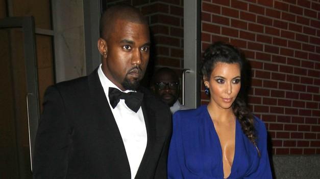 Kanye West: Kim mi je dala vse! (foto: profimedia)