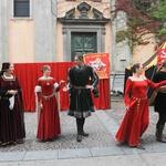 Atraktivne fotografije srednjeveških dnevov v Ljubljani (foto: Goran Antley)