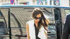Victoria Beckham vedno elegantna
