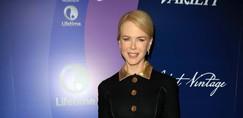 Nicole Kidman v retro slogu