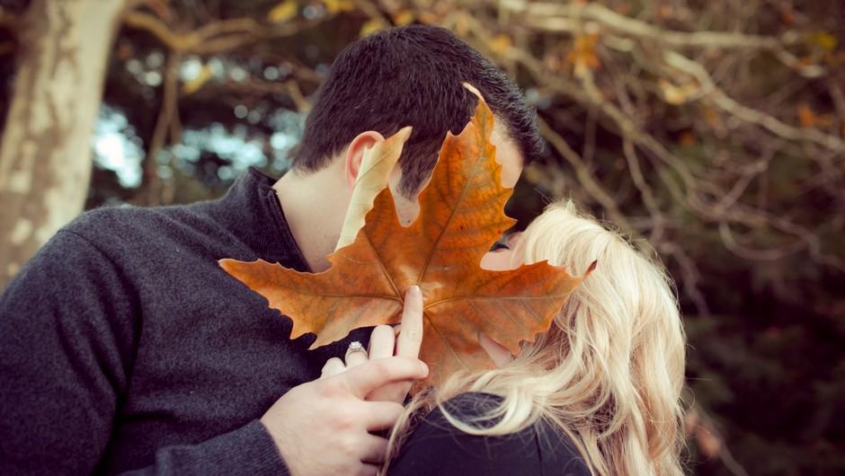 Znaki, da se moški slabo poljublja!