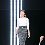 Maja Štamol (foto: Fashion Week Aquafresh)