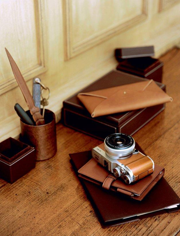 Fotoaparat, Fuji X-M1 (cena po povpraševanju) (foto: promocijsko gradivo)