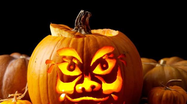 Buče in bučke na noč čarovnic (foto: profimedia)