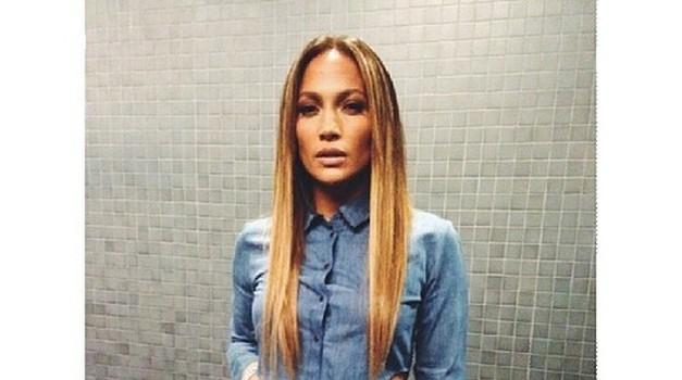 Jennifer Lopez: Dejali so mi, da sem debela! (foto: profimedia)
