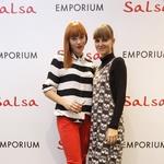 Cosmo druženje s Salsa nagrajenkami (foto: Helena Kermelj)