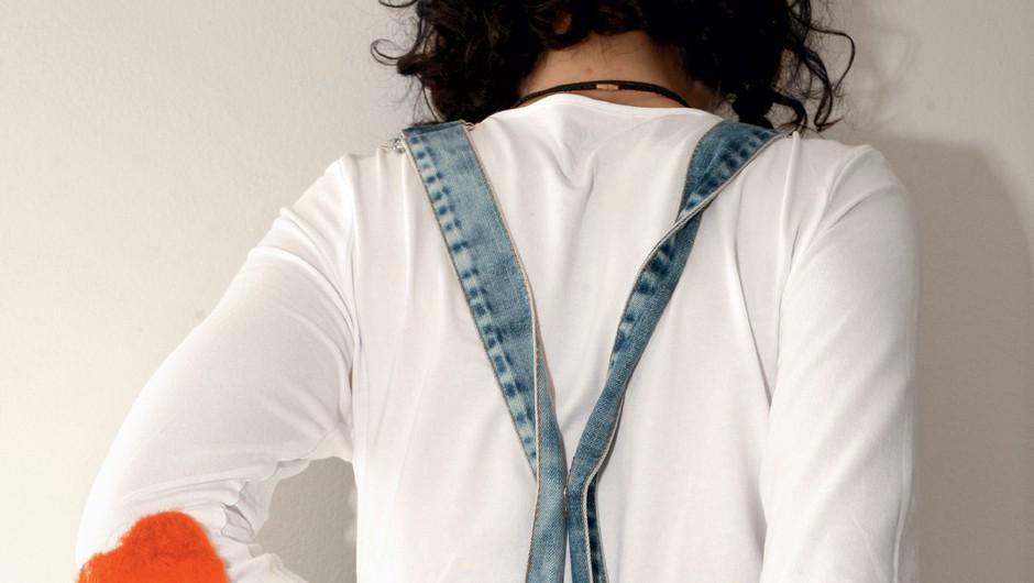 Ustvarjalni izziv: Majica z všitki (foto: arhiv deklica.si)