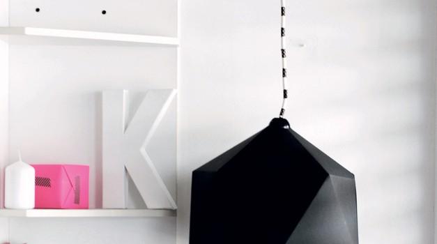 Ustvarjalni izziv: Kirigami luč iz papirja (foto: arhiv pepermint.si)